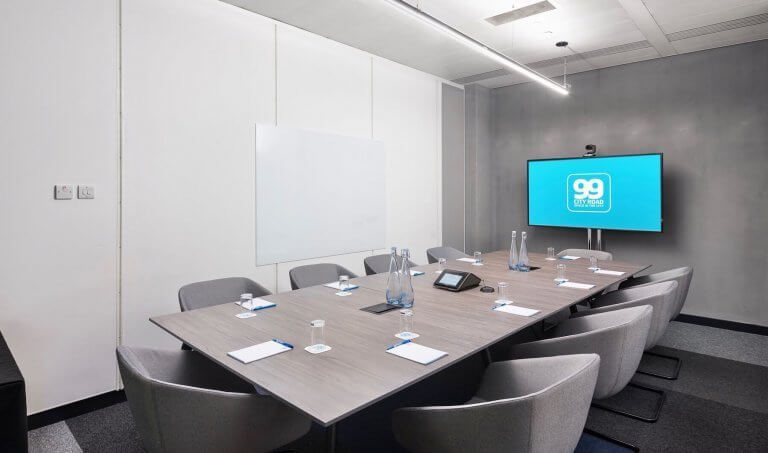 london meeting room